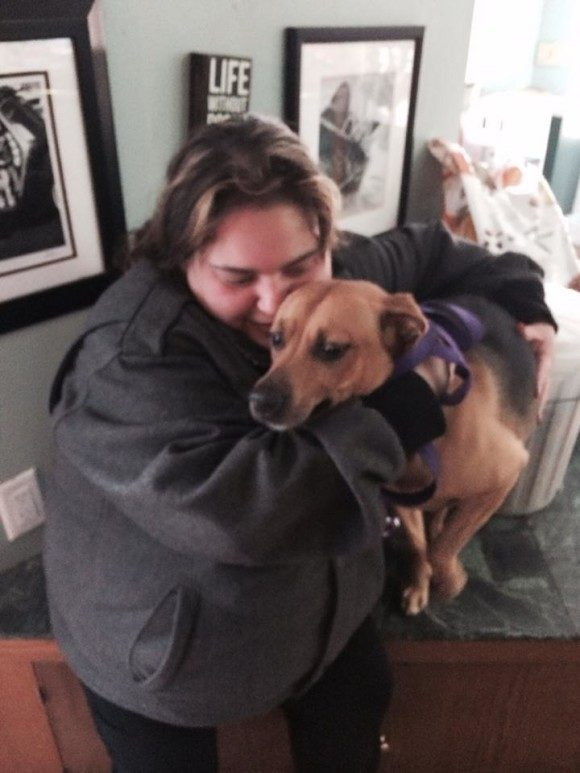 Dutchess gets a visit from her mom: